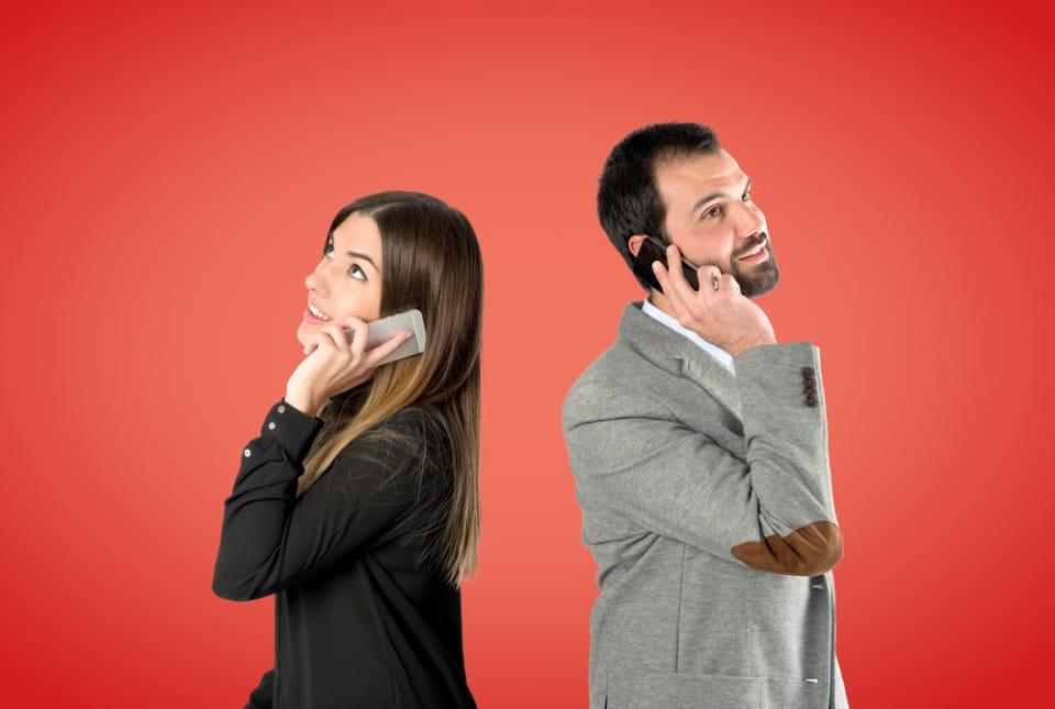 マッチングアプリで付き合った人は会う前に電話をしていた!ネット恋愛を成功させる秘訣 1番目の画像