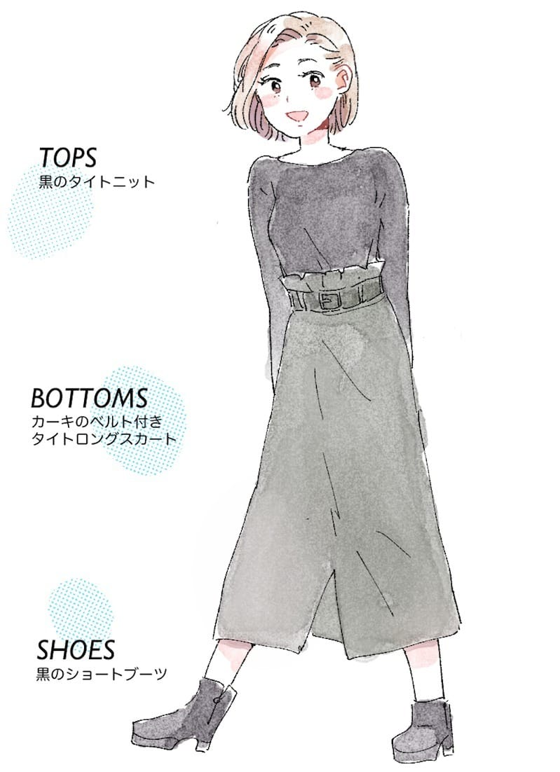 【春夏秋冬別】合コンの服装の正解はこれ!男性ウケ間違いなしの合コンコーデ 6番目の画像