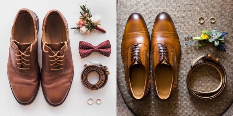 【恋愛偏差値テスト】正解はどっち!?究極の2択から誠実な男性が履く靴を選択せよ! 1番目の画像