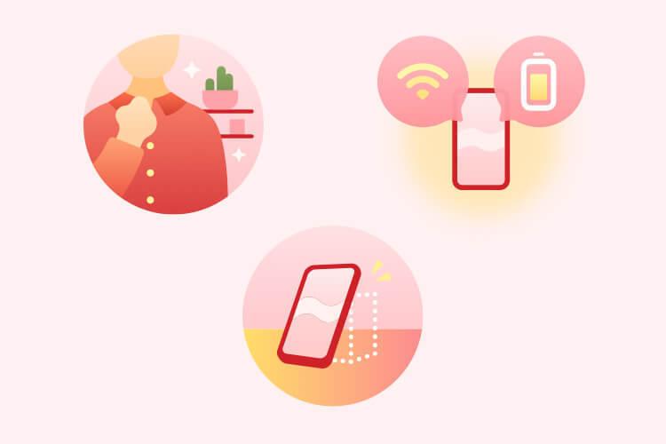マッチングアプリwithの新機能「会う前でも気軽に話せる、with通話」とは?ビデオ通話完全マニュアル 5番目の画像
