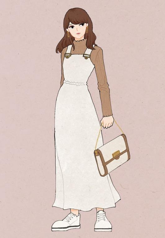 デートの服装を制するものはデートを制する!彼に可愛いと思われる季節×TPO別コーデ 1番目の画像
