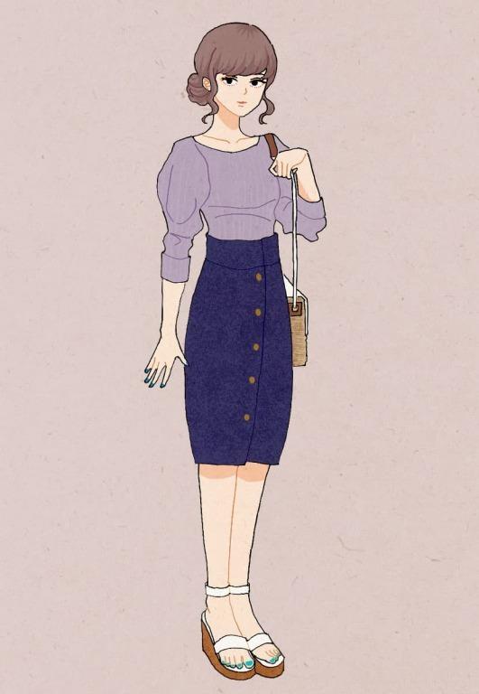 デートの服装を制するものはデートを制する!彼に可愛いと思われる季節×TPO別コーデ 3番目の画像