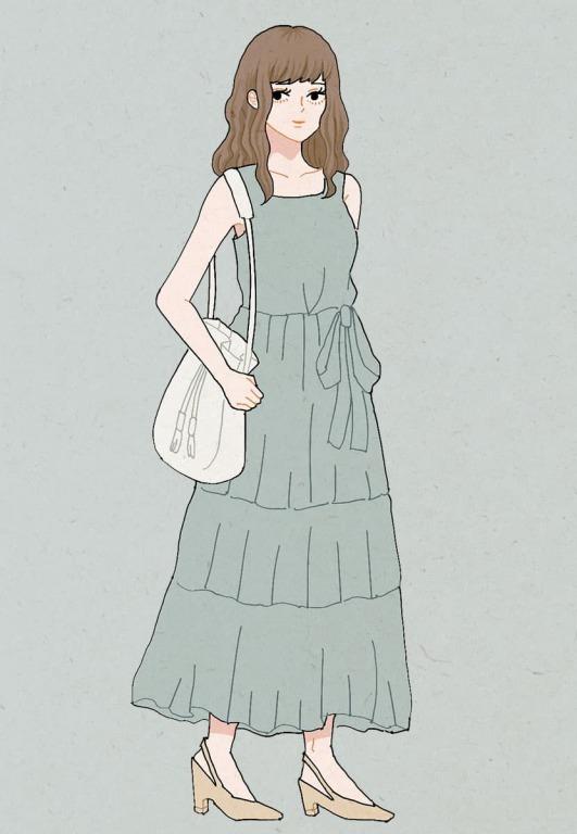 デートの服装を制するものはデートを制する!彼に可愛いと思われる季節×TPO別コーデ 5番目の画像