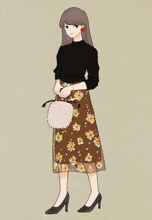 デートの服装を制するものはデートを制する!彼に可愛いと思われる季節×TPO別コーデ 8番目の画像