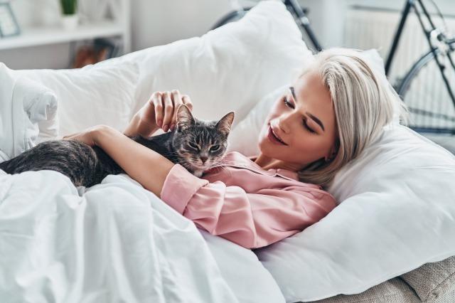 猫系女子の性格と外見の特徴は?小悪魔ちっくな猫顔メイクのコツも紹介!|賢恋研究所 1番目の画像