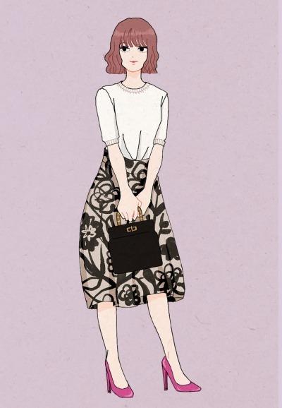 婚活ファッションの見本は女子アナ!婚活を成功させる正解コーデ|賢恋研究所 2番目の画像