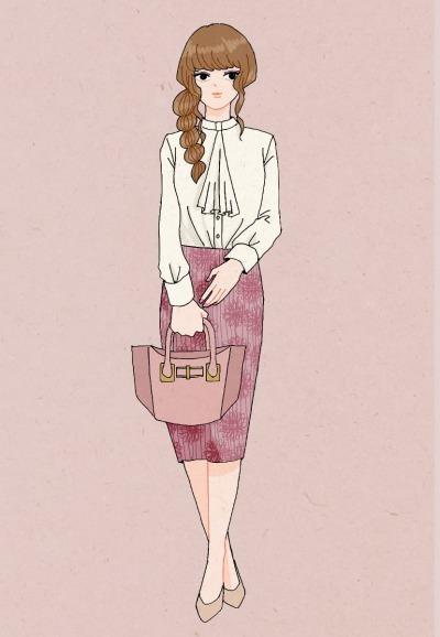 婚活ファッションの見本は女子アナ!婚活を成功させる正解コーデ|賢恋研究所 3番目の画像