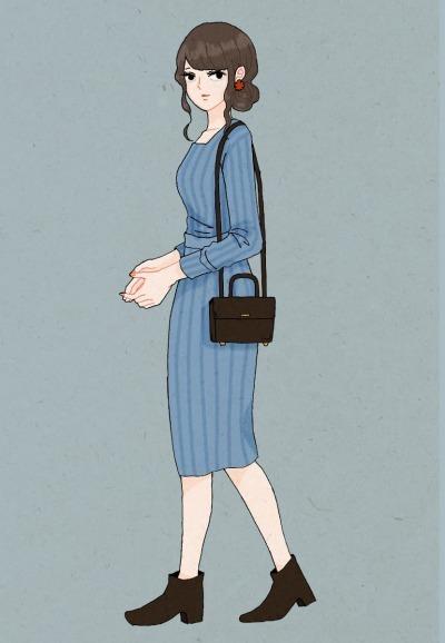婚活ファッションの見本は女子アナ!婚活を成功させる正解コーデ|賢恋研究所 4番目の画像