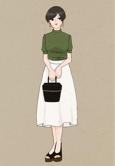 婚活ファッションの見本は女子アナ!婚活を成功させる正解コーデ|賢恋研究所 5番目の画像